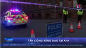 Tấn công bằng dao tại Anh
