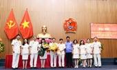 Đảng bộ VKSND cấp cao tại Hà Nội tổ chức Đại hội lần thứ I
