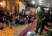 Bộ Công an phá sới bạc cực khủng tại Lào Cai