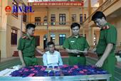 Thu giữ 4 bánh heroin, hơn 35 000 viên ma túy ở Điện Biên và Sơn La
