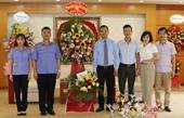 VKSND tỉnh Lào Cai chúc mừng các cơ quan báo chí nhân ngày 21 6