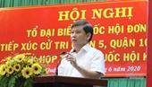 Cử tri tiếp tục hỏi đại biểu Quốc hội về vụ án Hồ Duy Hải