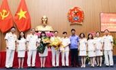 Đảng bộ VKSND cấp cao tại Hà Nội tổ chức Đại hội Đảng bộ lần thứ I