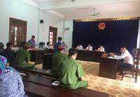 VKSND huyện Si Ma Cai tổ chức phiên tòa rút kinh nghiệm