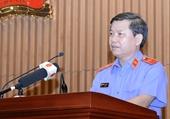 Viện trưởng Lê Minh Trí Tiếp tục thực hiện tốt nhiệm vụ chống oan, sai, chống bỏ lọt tội phạm