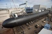 Mỹ chi tiền khủng đóng tàu ngầm tàng hình thế hế mới
