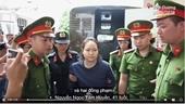 Bốn phụ nữ giết người đổ bê tông hầu tòa