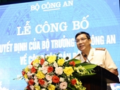 Đại tá Lê Khắc Thuyết được bổ nhiệm Giám đốc Công an tỉnh Hà Tĩnh
