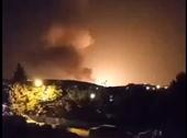 Nổ lớn tại căn cứ quân sự có hoạt động hạt nhân của Iran, nghi bị tấn công