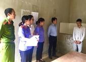 Kiểm sát tại Nhà tạm giữ Công an thành phố Lai Châu
