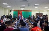 60 đoàn, gần 600 VĐV tham dự Giải thể thao ngành KSND