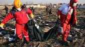 Pháp, Canada giải mã hộp đen máy bay khách Boeing 737 bị Iran bắn hạ