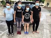 Bắt giữ, cách ly 4 đối tượng nhập cảnh trái phép vào Việt Nam