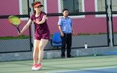 Cận cảnh những gương mặt nổi bật ở các nội dung thi đấu bộ môn quần vợt