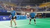 Một số trận cầu lông hấp dẫn ngày thi đấu thứ hai của Giải thể thao Ngành KSND