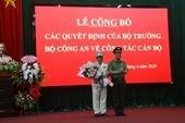 Đại tá Rah Lan Lâm được bổ nhiệm Giám đốc Công an tỉnh Gia Lai