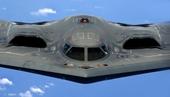 """Mỹ khoe máy bay ném bom chiến lược B-21 """"chấp"""" rồng lửa S-400 Nga"""