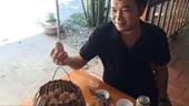 Kỳ thú món trứng ông ăn, bà khen ở vùng biên Hà Tĩnh