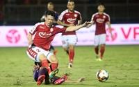 CLB Hà Nội và CLB TPHCM đua vô địch tại V-League 2020