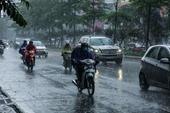 Bắc Bộ, Trung Bộ nắng nóng, chiều tối nhiều vùng có mưa dông và gió mạnh