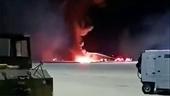 Chiến đấu cơ F-16 của Không quân Mỹ rơi khi huấn luyện giữa khuya, phi công tử nạn