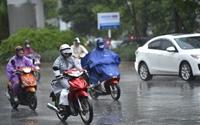Nhiều khu vực có mưa, đề phòng lũ quét và sạt lở đất miền núi phía Bắc