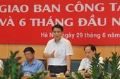 Chủ tịch Hà Nội Nguyễn Đức Chung Tuyệt đối không được cắt điện, nước ngày nắng nóng