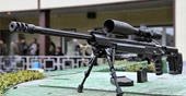 Lobaev Arms của Nga chế tạo súng bắn tỉa siêu tưởng không đối thủ