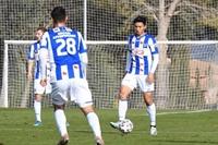 Trang chuyển nhượng quốc tế đưa tin Văn Hậu hết hợp đồng với Heerenveen