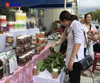 150 gian hàng trưng bày sản phẩm nông nghiệp tại Đà Nẵng