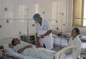 Bệnh nhân nhập viện gia tăng do nắng nóng kéo dài