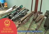 Đà Nẵng Tuyên truyền vận động người đồng bào giao nộp vũ khí vật liệu nổ