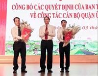 Chủ tịch UBND quận Hồng Bàng bị kỷ luật về làm Phó Giám đốc sở