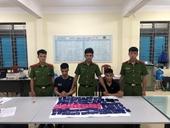 NÓNG - Triệt xóa đường dây ma túy Sơn La về Hà Nam, thu hơn 23 000 viên ma túy