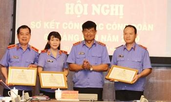 Công đoàn VKSND tối cao sơ kết công tác 6 tháng đầu năm 2020