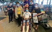 Đưa 310 công dân Việt Nam từ Malaysia về nước an toàn