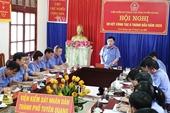 VKSND tỉnh Tuyên Quang thực hiện tốt Chỉ thị công tác năm 2020 của VKSND tối cao