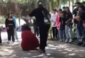 """Thiếu nữ 16 tuổi ở Tây Ninh bị đánh dã man vì nhìn """"đàn chị"""""""