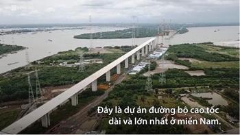 Cao tốc hơn 31.000 tỷ sau sáu năm xây dựng