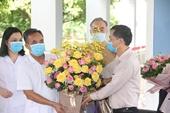 Tin vui Thêm 4 bệnh nhân khỏi COVID-19 tại Bệnh viện Bà Rịa-Vũng Tàu