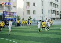 VKSND TP Đà Nẵng tổ chức giải bóng đá chào mừng 60 năm ngày thành lập ngành KSND