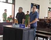 2 kẻ tổ chức cho người khác trốn đi nước ngoài lĩnh 72 tháng tù