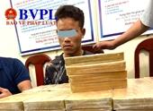 NÓNG Lại triệt xóa một đường dây ma túy cực lớn ở Điện Biên, thu giữ 54 bánh heroin