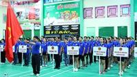VKSND Thừa Thiên – Huế Khai mạc giải thể thao chào mừng 60 năm thành lập ngành