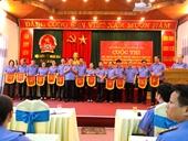 """VKSND tỉnh Hòa Bình tổ chức thi """"Viết, công bố cáo trạng, trình bày luận tội và tranh luận"""""""
