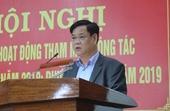 Bí thư Tỉnh ủy Phú Yên giữ chức Phó Bí thư Đảng ủy Khối các cơ quan Trung ương