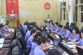 Tập huấn ứng dụng phần mềm Quản lý văn bản và điều hành tại VKSND Phú Thọ