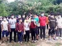 Bắt giữ, cách ly 33 đối tượng vượt biên từ Trung Quốc về Việt Nam