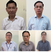 Bắt tạm giam Phó Giám đốc Sở Quy hoạch và Kiến trúc TP Hồ Chí Minh