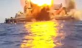 Video khoảnh khắc tên lửa Harpoon của hải quân Ai Cập phá hủy tàu đổ bộ địch chỉ bằng một đòn tấn công duy nhất